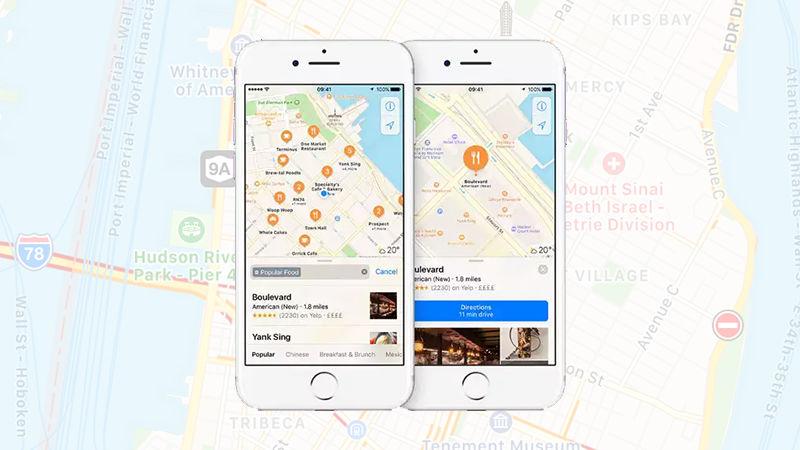 Apple tem um plano absurdo de usar drones para melhorar serviço de mapas