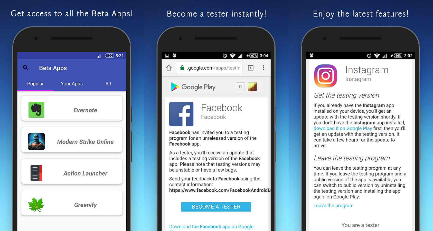 beta-apps