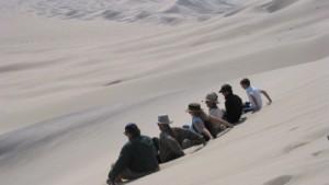 Esse é o motivo pelo qual algumas dunas de areia cantam