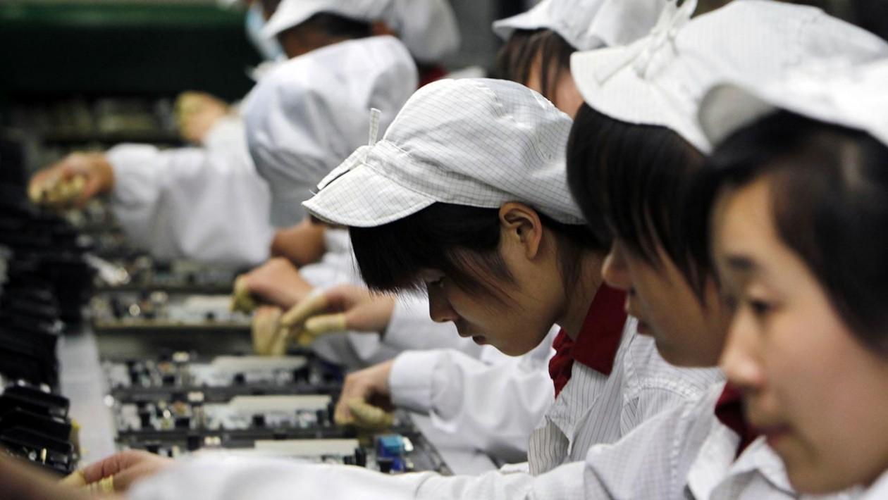 A fabricação do iPhone provavelmente nunca vai ser feita nos Estados Unidos