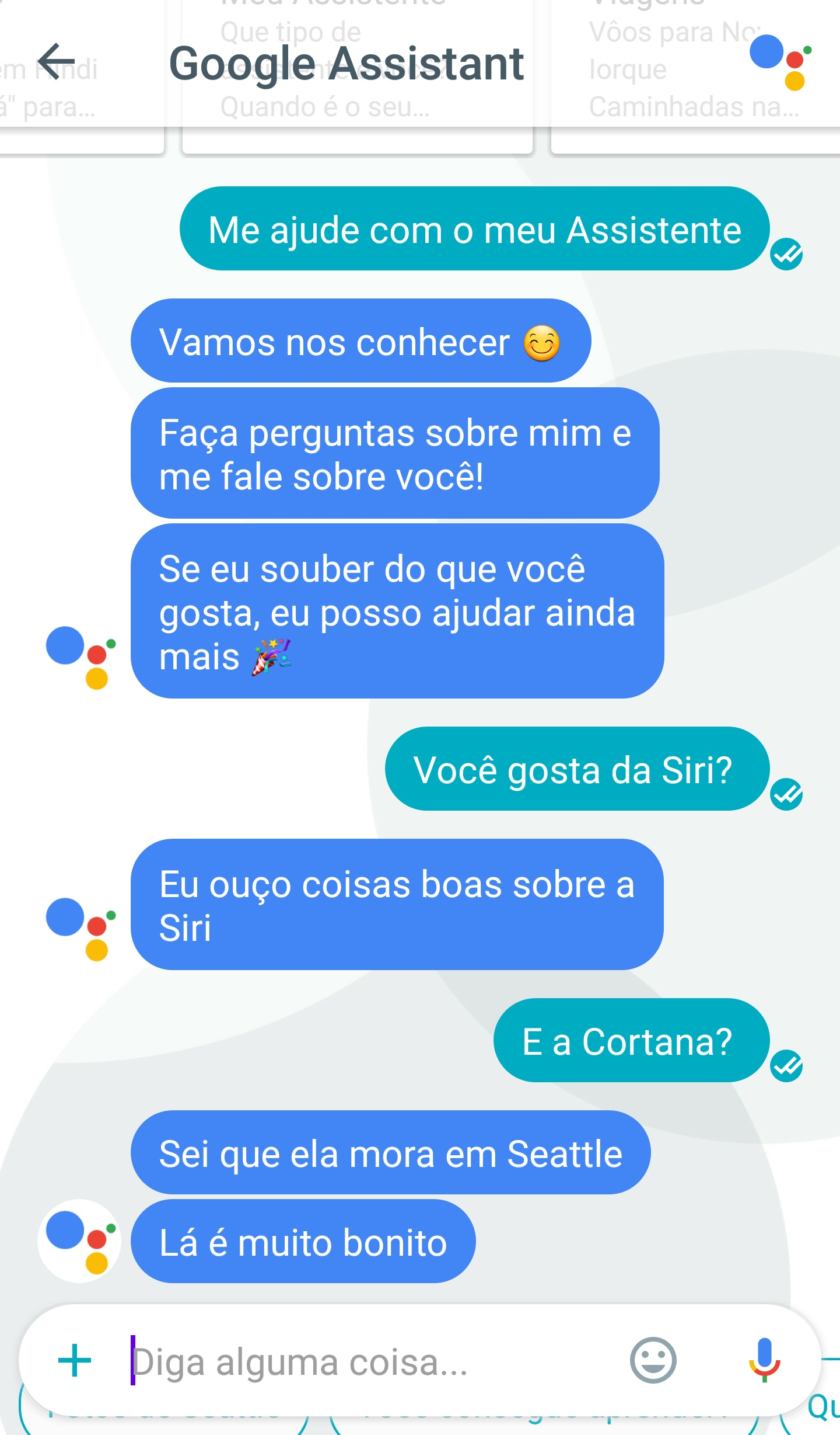 google assistant portugues 12