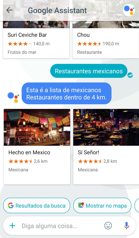 google assistant portugues 5