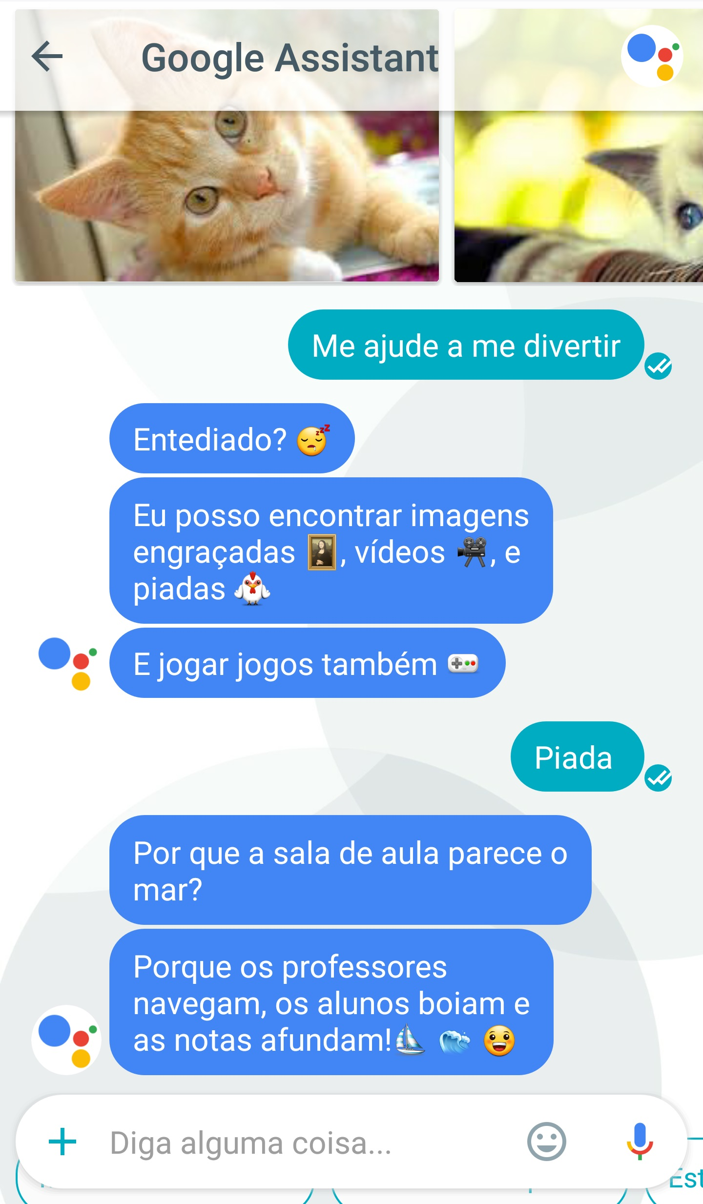 google assistant portugues 7
