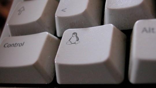 linux key