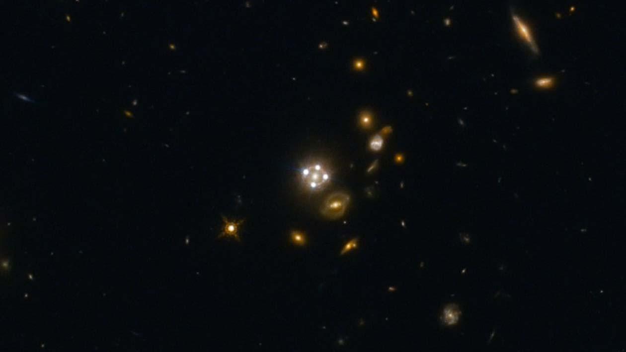 Cientistas estão tendo dificuldades para determinar a velocidade da expansão do universo