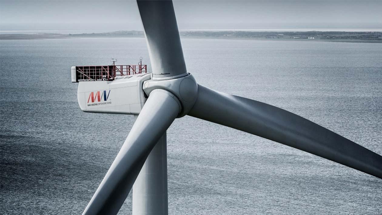Esta turbina eólica monstruosa na Dinamarca quebrou um recorde de produção de energia