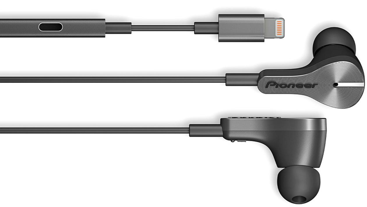 Os novos fones de ouvido da Pioneer resolvem um problema chato do iPhone 7