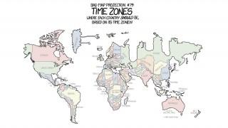 mapa-time-zone