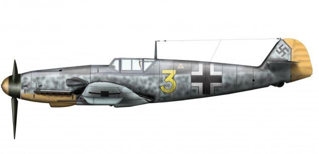 Messerschmitt-ME-109-2
