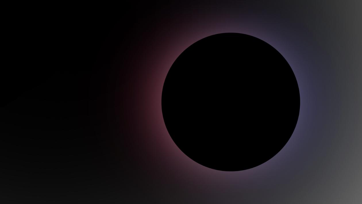 Uma impressionante nova teoria conecta buracos negros, matéria escura e ondas gravitacionais