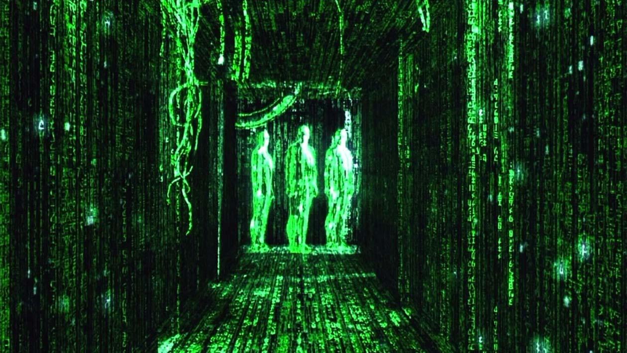Resultado de imagem para A Matrix