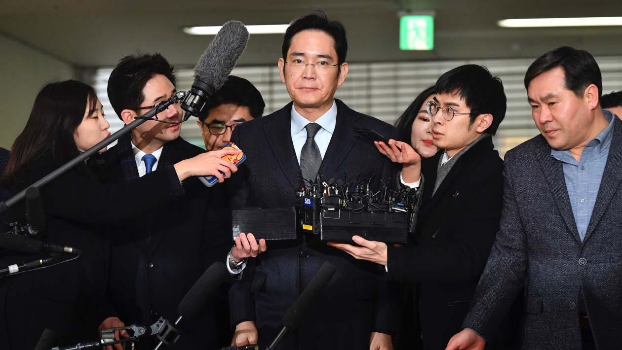 Tudo o que sabemos sobre o escândalo insano envolvendo a Samsung e Coreia do Sul