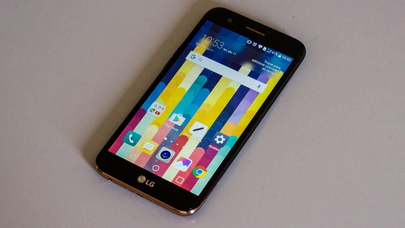 [Review] LG K10 Novo: intermediário abaixo da média