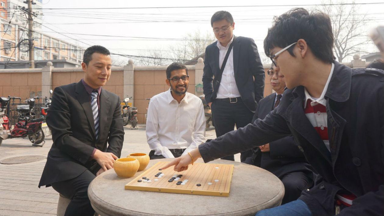 Máquina de inteligência artificial do Google vai enfrentar o campeão mundial de Go em torneio