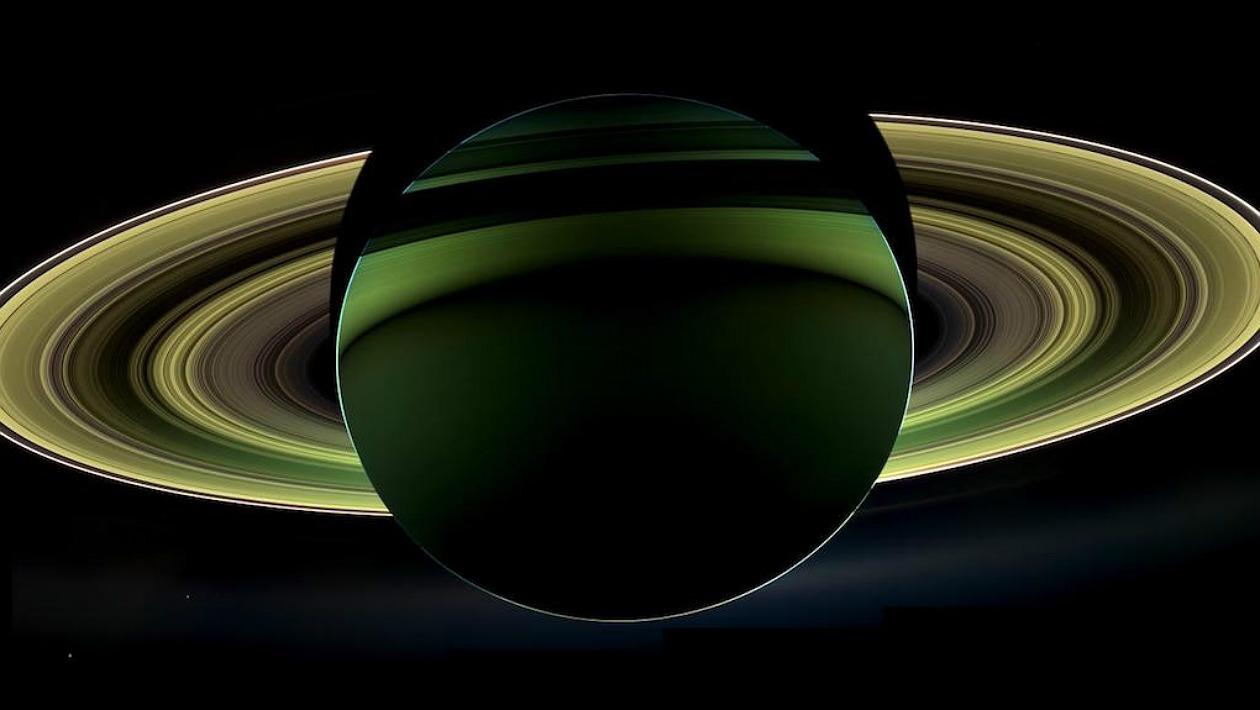 RIP Cassini: uma retrospectiva das fotos mais impressionantes de Saturno tiradas pela sonda