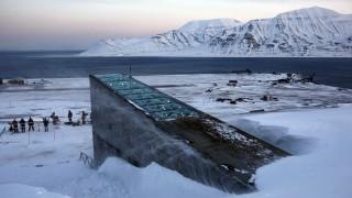 NORWAY DOOMSDAY VAULT