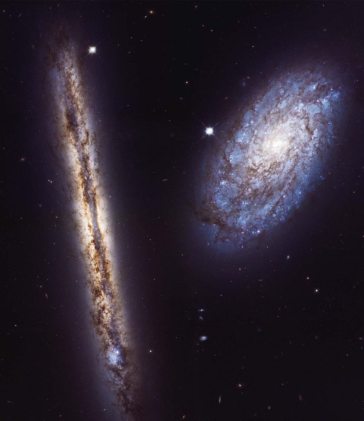galaxias-espirais