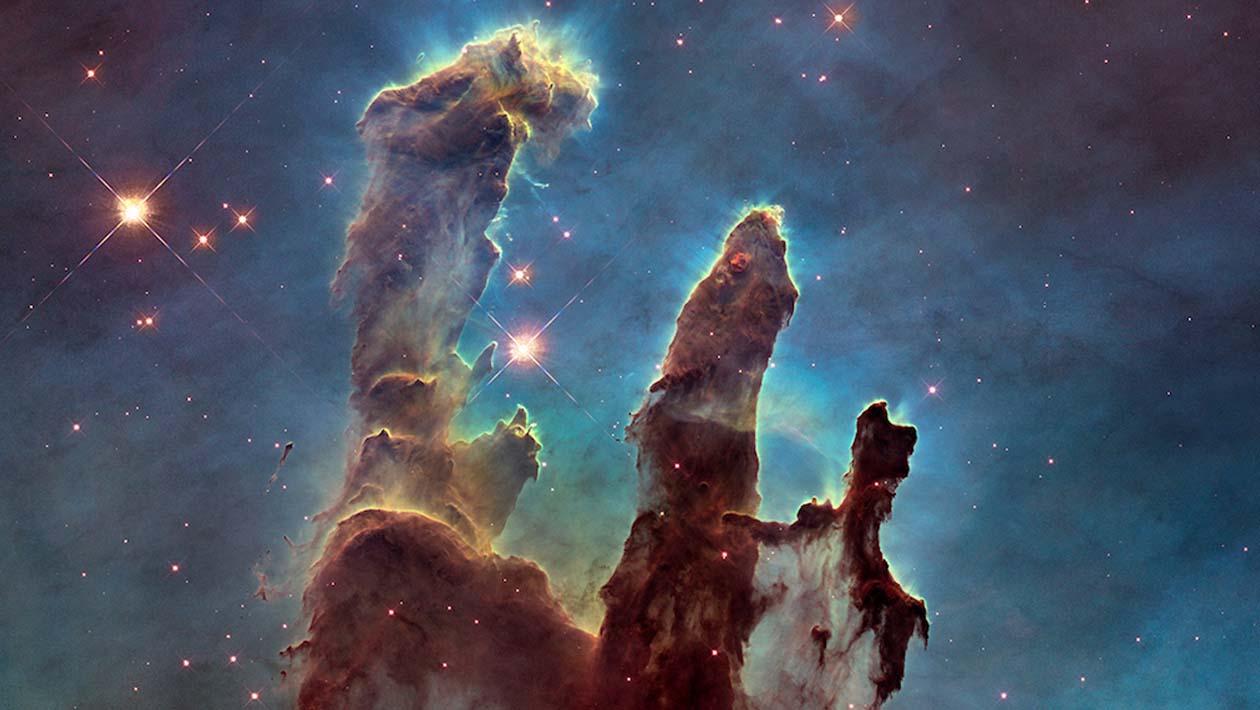 O telescópio Hubble completou 27 anos e estas são algumas das fotos mais incríveis que ele tirou