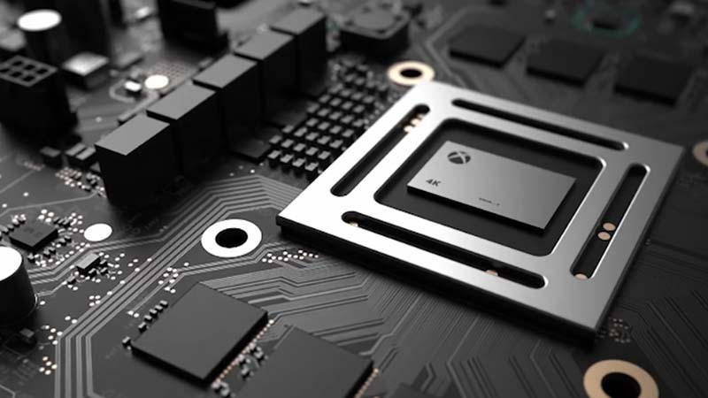 As especificações monstruosas do próximo console da Microsoft não significam muita coisa