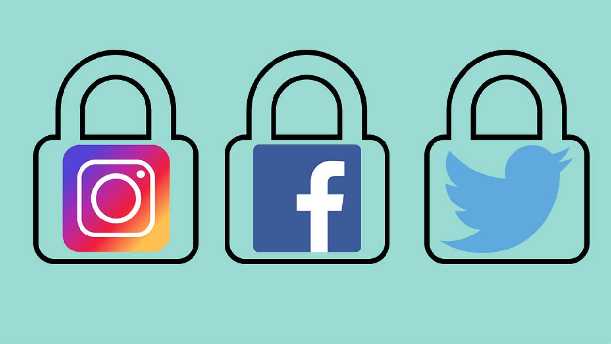 Como deixar suas contas de redes sociais o mais privadas possível