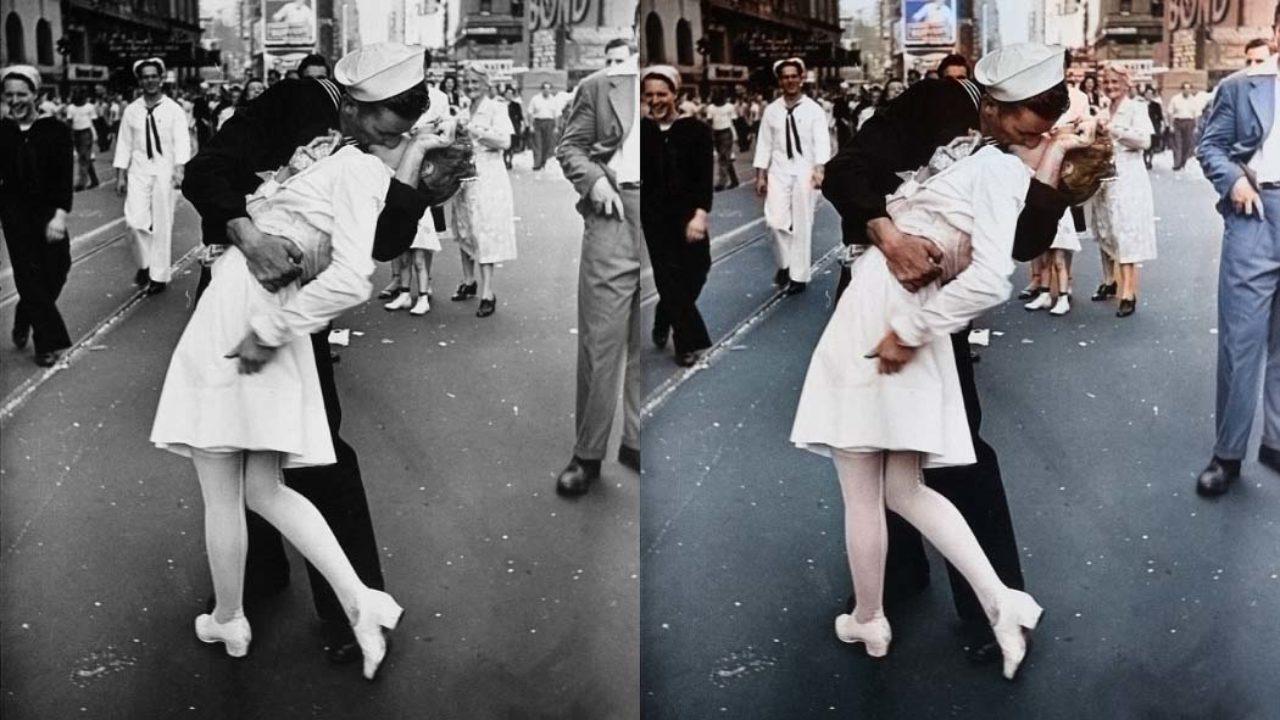Colorir Fotos Em Preto E Branco Ficou Incrivelmente Fácil