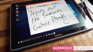 O clone mais recente do Surface feito pela Samsung é uma triste decepção