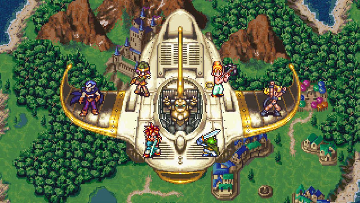 Sem Chrono Trigger, a edição clássica do Super Nintendo é só um tijolo chique
