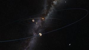 Misterioso objeto planetário do tamanho de Marte pode estar se escondendo no Sistema Solar