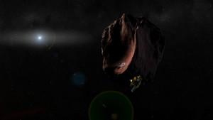 """NASA captura imagem """"impossível"""" de objeto do Cinturão de Kuiper a bilhões de quilômetros"""