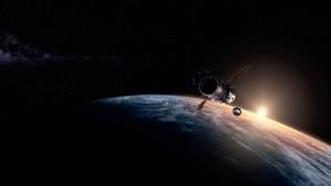 Este incrível filme em realidade virtual te transforma no Telescópio Hubble