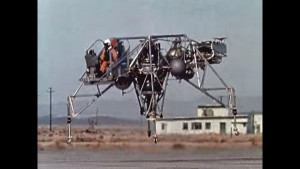 A NASA publicou centenas de filmes raros de aeronaves no YouTube