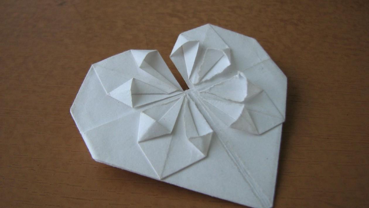 Não é um filme de terror: Cientistas estão transformando órgãos em origami