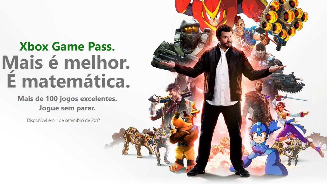 Xbox Game Pass chega ao Brasil por R$ 30 em setembro e funciona offline