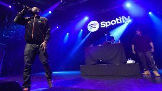 Spotify-show