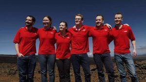 Simulação de viagem a Marte libera confinados depois de oito meses