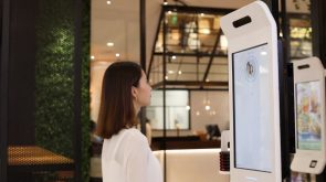 Sistema de pagamento que usa reconhecimento facial do KFC