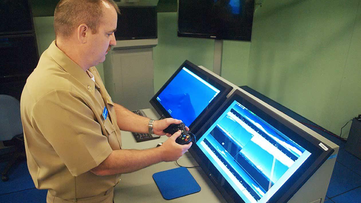 Marinha americana usa controles do Xbox 360 em seus submarinos mais avançados