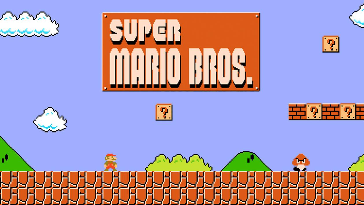 Inteligência artificial recria Super Mario Bros só de ver o jogo