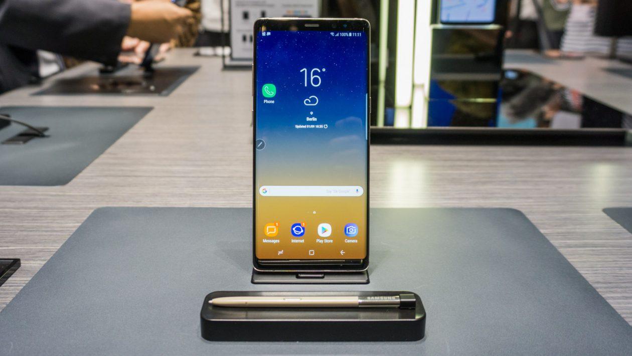 Galaxy Note 9 nem foi lançado, mas já tem o sinal verde da Anatel