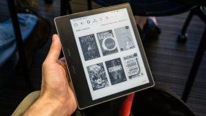 Kindle Oasis resistente à água chega ao Brasil por R$ 1.149