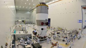 A estação espacial chinesa Tiangong-1 colidirá com a Terra nos próximos meses