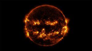 Sons assustadores do espaço compõem a playlist de Dia das Bruxas da NASA
