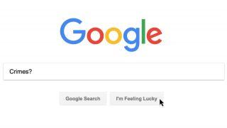 google-crimes