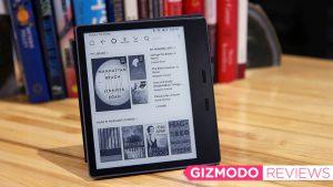 O novo Kindle Oasis é o melhor e-reader já feito, mas vale os R$ 1.149?