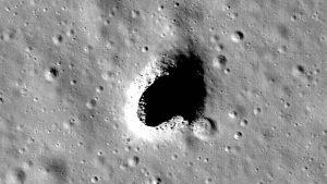 Cientistas acabaram de descobrir o lugar perfeito para construir uma colônia subterrânea na Lua