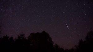 Assista a chuva de meteoros oriônidas neste fim de semana