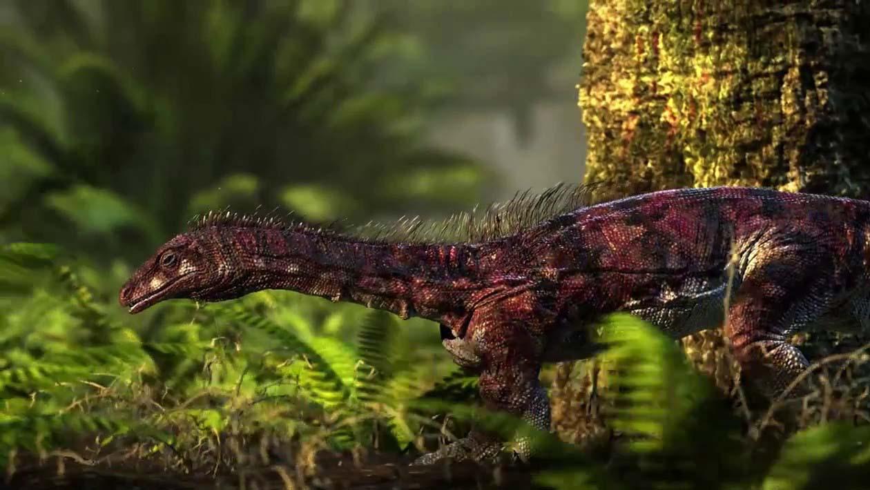 Pesquisadores brasileiros reconstituem cérebro de dinossauro de 230 milhões de anos