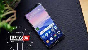 Mate 10 da Huawei quer ser o smartphone mais inteligente do mercado, mas o que isso significa?