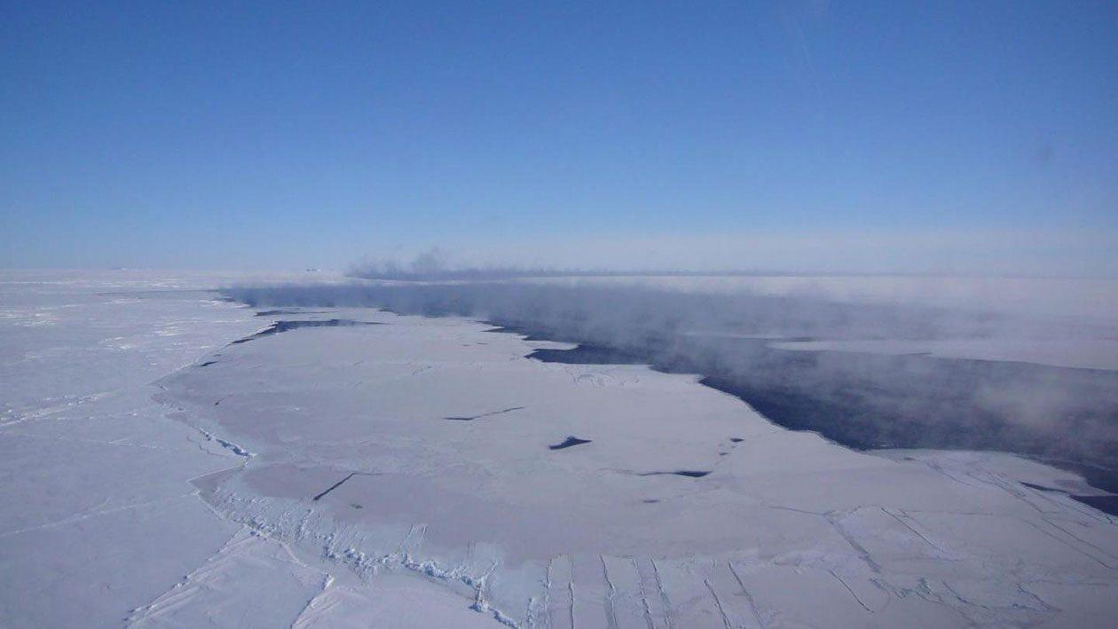 Um enorme buraco no Oceano Antártico pode ajudar a solucionar um enigma climático