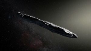 Este asteroide interestelar é diferente de tudo que já se viu no Sistema Solar